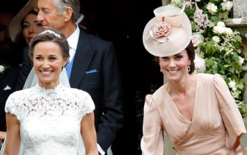 Pippa Middleton just nailed maternity style with this shirt dress