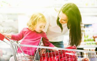One mum's story of being criticised in a supermarket has caused a huge debate