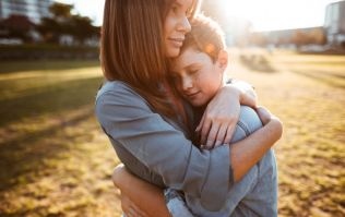 This is why you should hug your children when they are being horrible