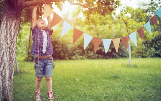 3 minimum effort (but VERY cool) kids party ideas we love