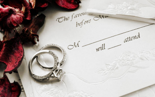 Woman tries to reply to wedding invite... is told 'RSVPs are now CLOSED'
