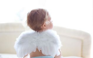 Angel-inspired baby names are becoming a major trend - here are the top 20