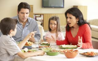 This is how many arguments parents have with their kids a year (and how many they win)
