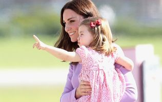 There's a reason why Princess Charlotte never wears pants