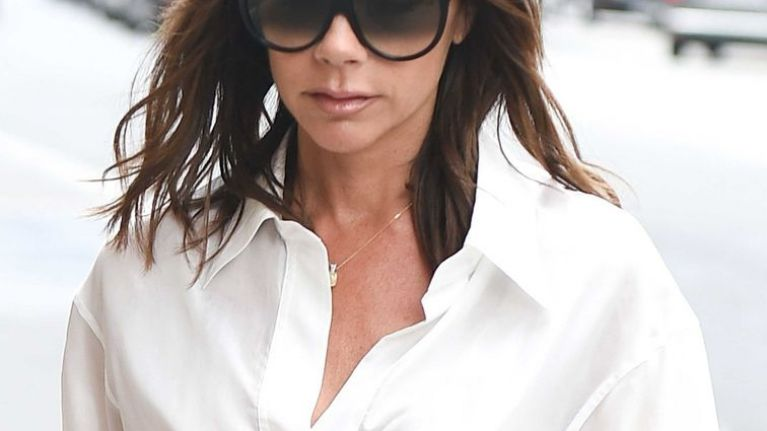 Victoria Beckham swears by this 90 second beauty trick every morning