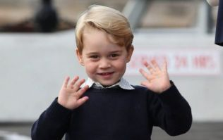 Prince George just got the most amazing gift for his fifth birthday