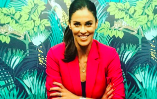 Glenda Gilson shares first pic of baby bump online at 24 weeks pregnant