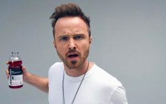 Aaron Paul dressed his daughter up as a Breaking Bad character and it's too much