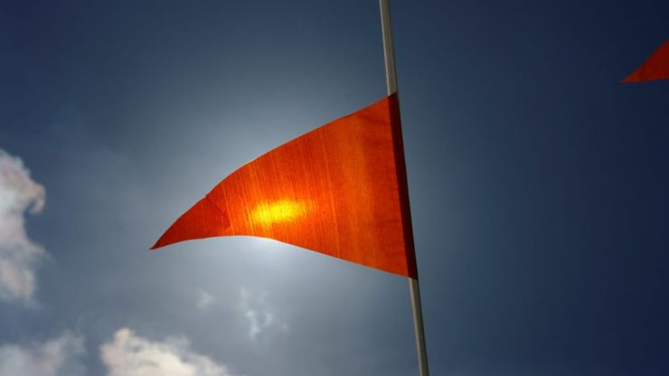What the Amber Flag is and why your child's school should be taking part