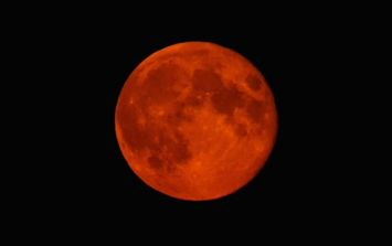 A very special lunar eclipse will be visible from Ireland next Friday