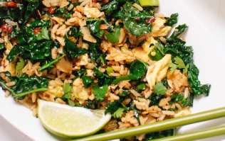 3 easy and delicious vegetarian dinners that'll help you eat less meat this week