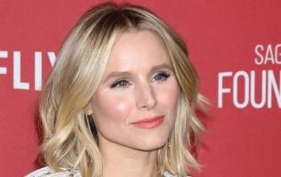 Kristen Bell has a pretty genius trick to get her kids to talk about their day