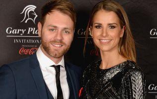 Brian McFadden has spoken about Vogue's pregnancy... three years after split