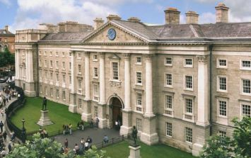 This Irish University has been named as one of the 'most beautiful' in the WORLD
