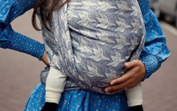 If you love wearing your baby, you need to know about these crazy beautiful baby wraps