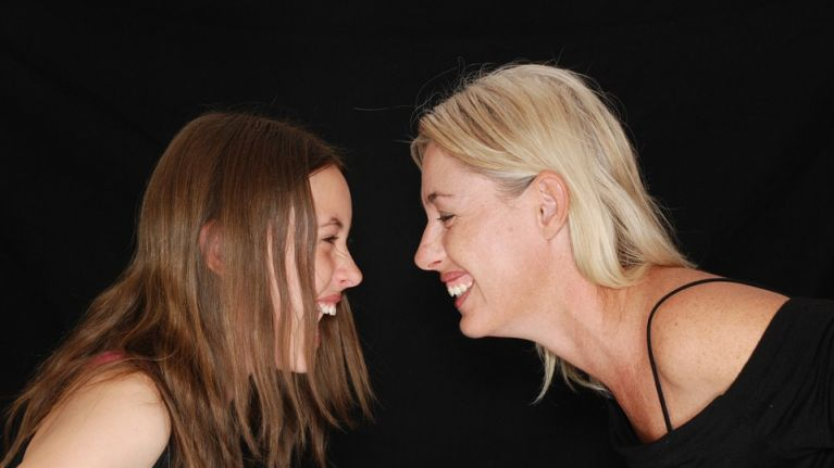 Would you be happy if you found yourself having to parent your teenage self?