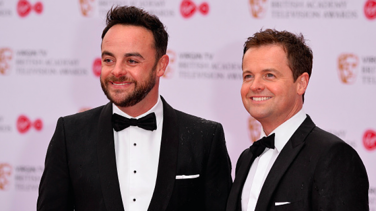 Dec has a touching message following Ant's earlier announcement