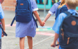 The heartbreaking reason why some mothers send their kids to school with doorstops