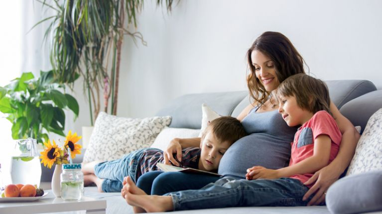 Again, again! Reading the same book to your child repeatedly makes them smart