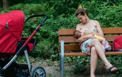 Police called on breastfeeding mom and the officer's reaction was GOLD