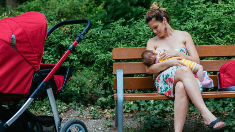 This list of 'rules' for the friends of breastfeeding mums is ABSOLUTELY spot on