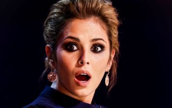 Cheryl has landed herself a VERY interesting and exciting new job