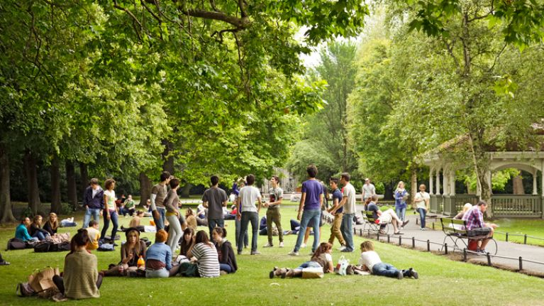 Happy days! Sunshine and highs of 24 degrees predicted for next week