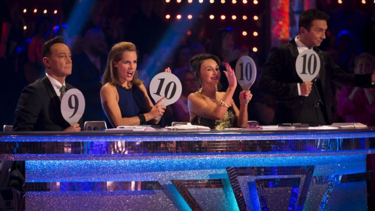 Strictly curse strikes again? Apparently this pro 'can't resist' his celeb partner