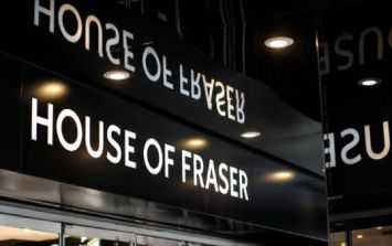 House of Fraser to stop accepting gift cards in Dundrum branch