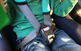 10 percent of children in Ireland don't wear seat belts in cars, new study reveals