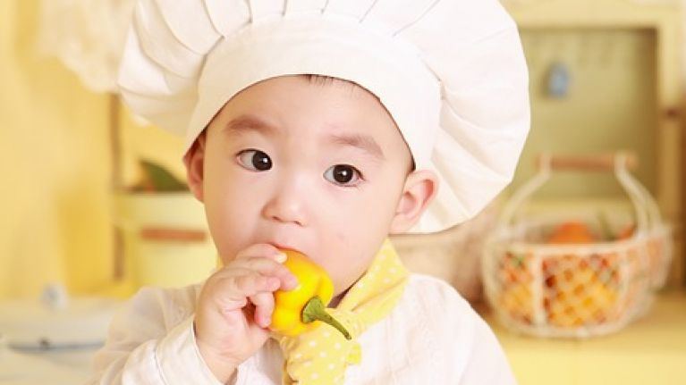 Bon appétit! 13 food and drink inspired baby names for both boys and girls