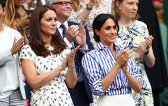 This is when Meghan Markle will start curtsying to Kate Middleton