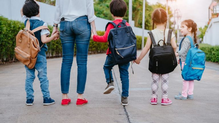 10 super simple (but clever) questions I ask to get my children to talk about their day at school