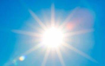 Ah here... temperatures are set to RISE again this weekend