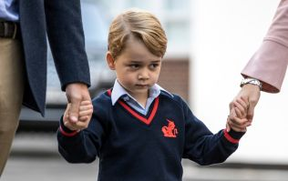 Prince George's school curriculum looks surprisingly intense for a five-year-old