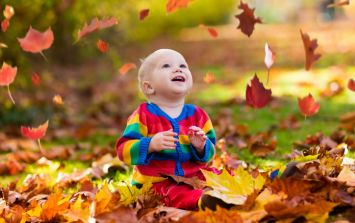 13 adorable baby names perfect for a September baby