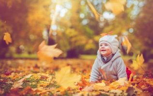 22 incredibly adorable baby names inspired by autumn