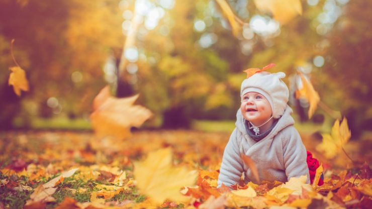 22 adorable autumn-inspired baby names that you will fall for