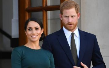 'It was pretty awkward': Harry and Meghan bumped into Harry's ex last weekend