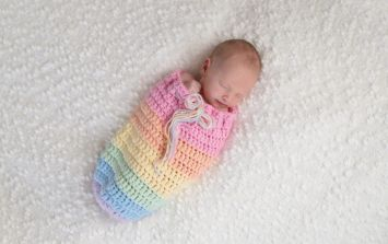 20 vibrant baby girl names inpired by all the COLOURS of the rainbow