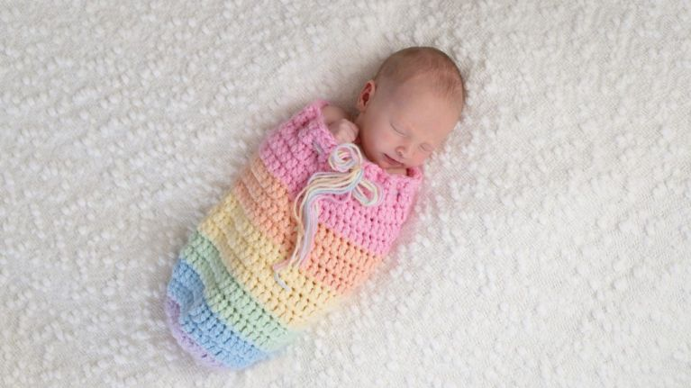 20 vibrant baby girl names inspired by all the COLOURS of the rainbow