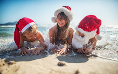 If you fancy a family holiday this Christmas, this is the cheapest time to book