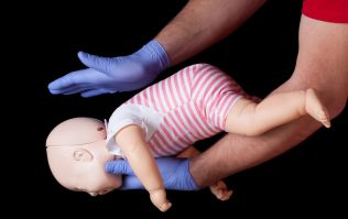 How to tell the difference between gagging and choking in babies