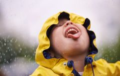 These rain coats are specifically designed with little wheelchair users in mind
