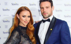 Ben Foden unfollowed ex Una Healy after she posted an exciting update