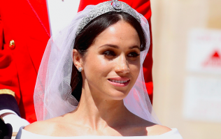 Meghan Markle's second wedding dress won't be going on display and here's why