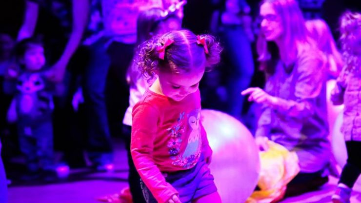There is a baby rave happening in Belfast next month and oh my God, we want to go