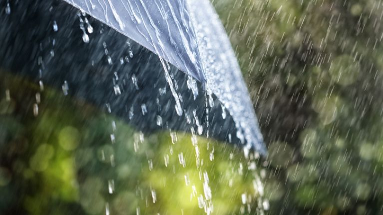 Hurricane Helene will arrive to Ireland next week so batten down the hatches