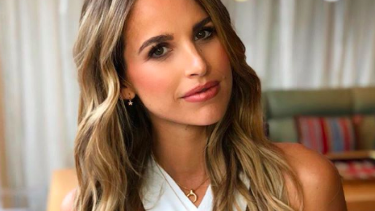 Vogue Williams has shared some some harsh words for 'Mummy shamers'