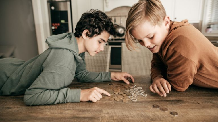 Ask the expert: Teaching children about money – how, when and why